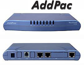 ADD-AP190 (1 FXS, 2 порта 10/100BaseT) (AddPac Technology)