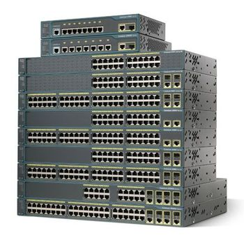 Коммутаторы Cisco Catalyst 2960 Series